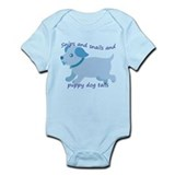 Puppy Dog Tails Infant Bodysuit