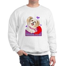 Morkie Mom Sweatshirt