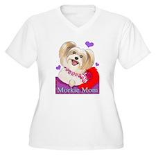 Morkie Mom T-Shirt