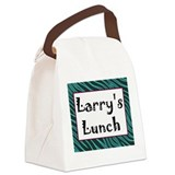 Larry's Canvas Lunch Bag