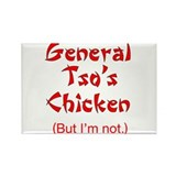 General Tso's Chicken - Rectangle Magnet (10 pack)
