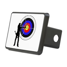 archery man Hitch Cover