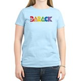 Barack Gay Pride Rainbow T-Shirt