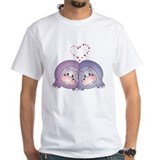 Cute Hippo love Shirt