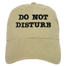 Do Not Disturb Baseball Cap