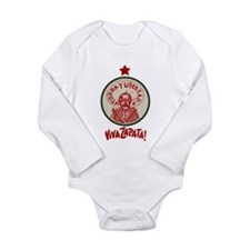Zapata Long Sleeve Infant Bodysuit