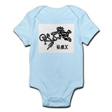 Rebel BMX Infant Bodysuit