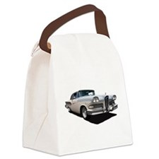 1958 Ford Edsel Canvas Lunch Bag