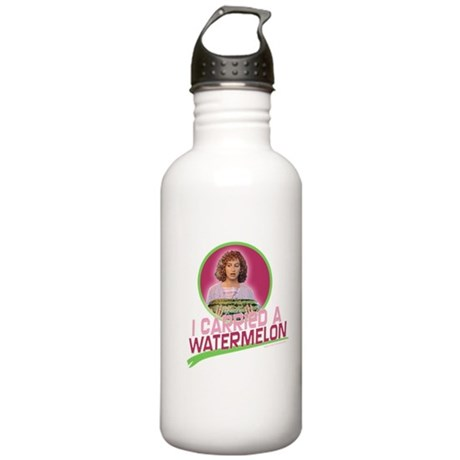 I Carried a Watermelon Stainless Water Bottle 1.0L
