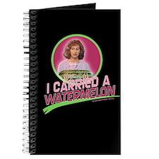 I Carried a Watermelon Journal