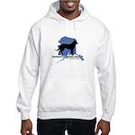 Rescue Logo Hooded Sweatshirt