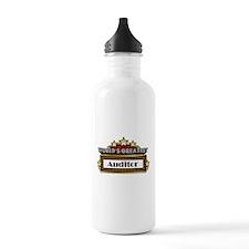 World's Greatest Auditor Water Bottle