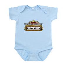World's Greatest Baby Sitter Infant Bodysuit