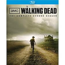 The Walking Dead: The Complete Second Season [Blu-