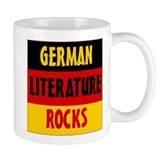 German Lit Rocks Mug