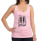 Double Trouble Racerback Tank Top