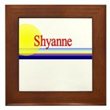 Shyanne Framed Tile