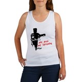 Me And My Shadow Women's Tank Top