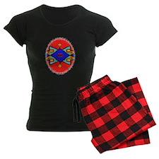 Lakota Dreams Blanket Design Pajamas
