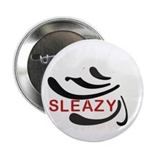 "Sleazy Logo 2.25"" Button"