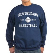New Orleans Basketball Sweatshirt