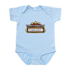 World's Greatest Contractor Infant Bodysuit