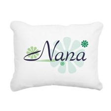 Nanas Garden Rectangular Canvas Pillow