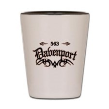 Davenport 563 Shot Glass