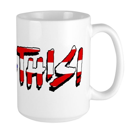 Fear This! Large Mug