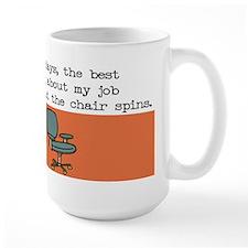 Spin Chair Coffee Mug