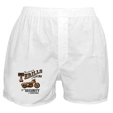 Thrills of Living II Boxer Shorts