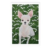 """Chihuahua"" Postcards (Package of 8)"