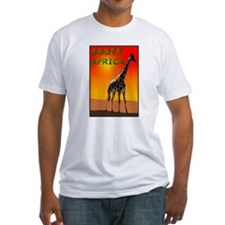 Giraffe South Africa Shirt
