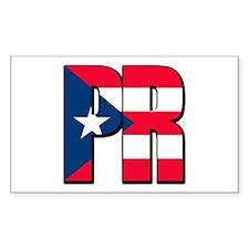 Puerto Rican pride Stickers