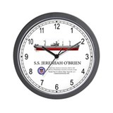 S.S. Jeremiah O'Brien Wall Clock