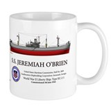 SS Jeremiah O'Brien Liberty Ship Tasse