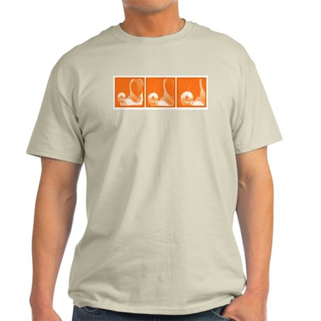 Orange Sequence: Light T-Shirt