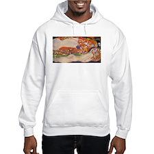 Gustav Klimt Water Serpents Jumper Hoodie