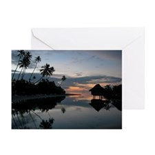 Moorea Sunset Greeting Cards (Pk of 10)