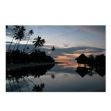 Moorea Sunset Postcards (Package of 8)