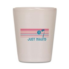 Stripe Just Maui'd '13 Shot Glass