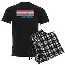 Stripe Just Maui'd '13 Pajamas
