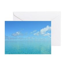 Blue Waters 2 Greeting Cards (Pk of 10)