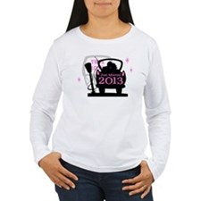 Drive In Newlyweds 2013 T-Shirt