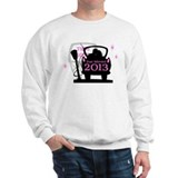 Drive In Newlyweds 2013 Sweatshirt