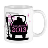 Drive In Newlyweds 2013 Mug