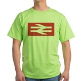 British Rail Logo T-Shirt