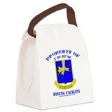 5/502 DinFac Canvas Lunch Bag