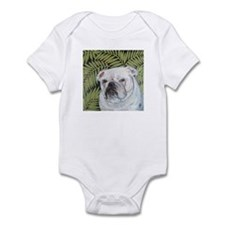 """Hello Handsome"" Infant Bodysuit"
