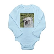 """""""Hello Handsome"""" Long Sleeve Infant Body"""